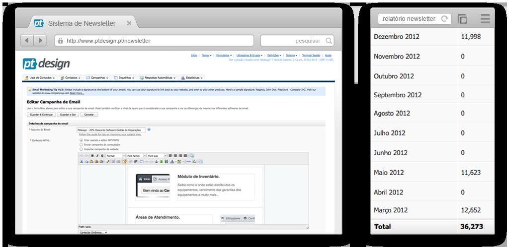 sistema_newsletter